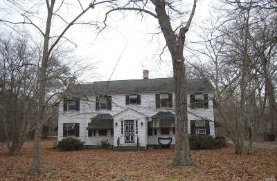 Westhampton Single Family Home For Sale: 34 Jagger Ln