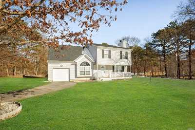 Medford Single Family Home For Sale: 2839 John Roe Smith Ave