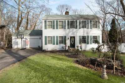 Stony Brook Single Family Home For Sale: 3 Smith Ln