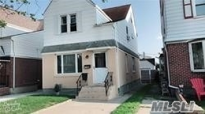 Flushing Single Family Home For Sale: 171-08 Courtney Ave