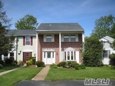 Coram Condo/Townhouse For Sale: 3 Petersburg Ct
