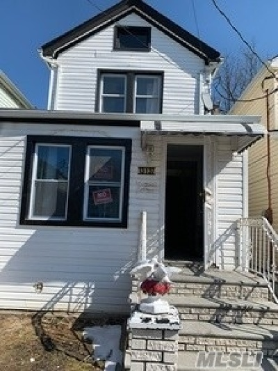 Queens County Single Family Home For Sale: 131-37 135th Pl