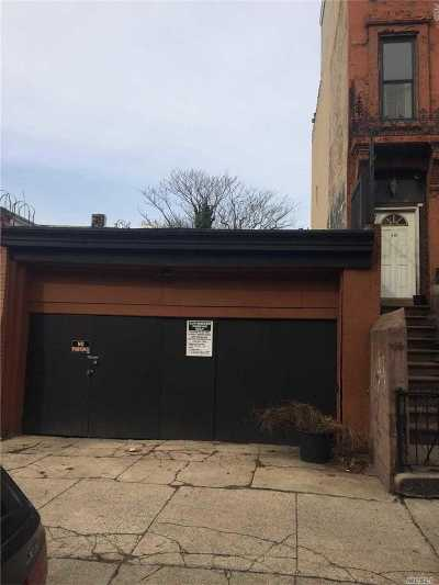 Brooklyn Residential Lots & Land For Sale: 513 Hancock St