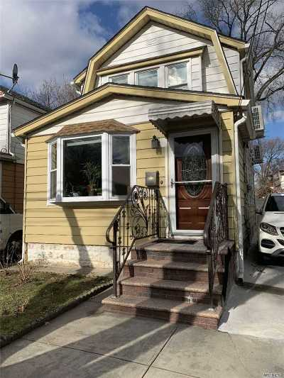 Fresh Meadows Single Family Home For Sale: 160-15 78th Rd