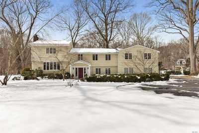 Locust Valley Single Family Home For Sale: 2 Marseille Dr