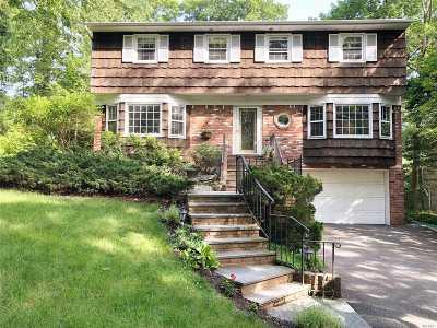 Huntington Single Family Home For Sale: 8 Harvest Hill Ln