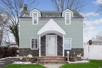 Roosevelt Single Family Home For Sale: 163 Forest Ave