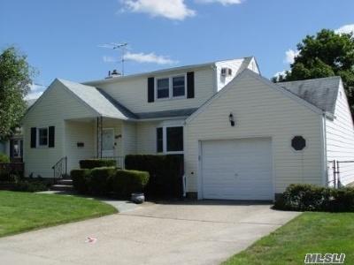 Massapequa Single Family Home For Sale: 80 Bernard St