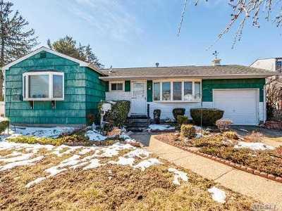 Plainview Single Family Home For Sale: 37 Surrey Ln
