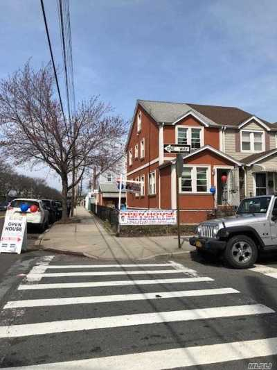 Ozone Park Single Family Home For Sale: 84-01 107th Ave