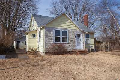 Lindenhurst Single Family Home For Sale: 445 S 13th St