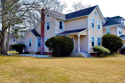 Patchogue Single Family Home For Sale: 93 Cedar Ave