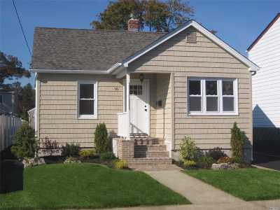 Bellmore Single Family Home For Sale: 16 Frank Ave