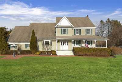 Calverton Single Family Home For Sale: 232 Warner Dr