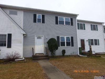 Coram Condo/Townhouse For Sale: 29 Hampton Ct