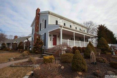 Farmingdale Single Family Home For Sale: 19 Balcom Rd