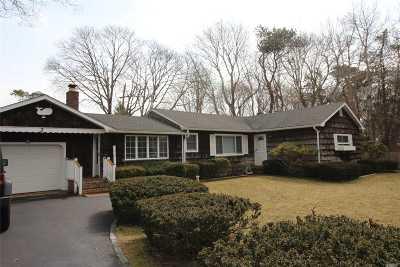 Hampton Bays Single Family Home For Sale: 3 Gardners Ln