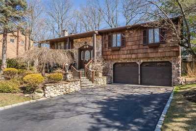 Commack Single Family Home For Sale: 83 Gannet Dr