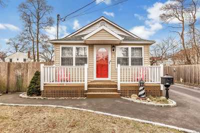 Bay Shore Single Family Home For Sale: 5 Catherine St