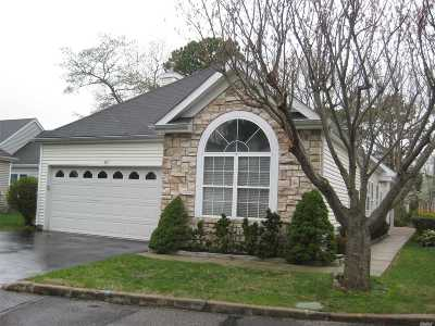 Ridge Condo/Townhouse For Sale: 497 Leisure Dr