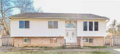 Bay Shore Single Family Home For Sale: 1515 N Thompson Dr