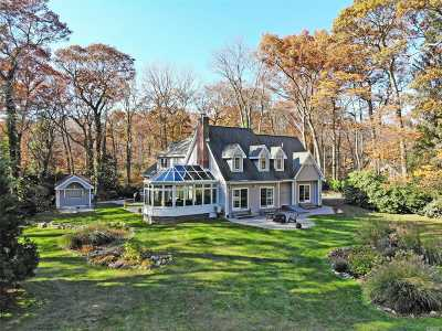 Cold Spring Hrbr Single Family Home For Sale: 46 Wilton Rd