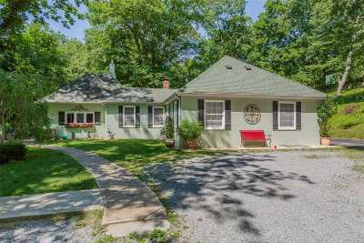 Stony Brook Single Family Home For Sale: 1155 N Country Rd