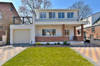 Jamaica Estates Single Family Home For Sale: 81-32 167 St