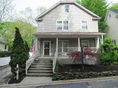 Locust Valley Single Family Home For Sale: 6 15th St