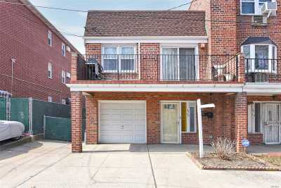 Flushing Multi Family Home For Sale: 57-20 164 St
