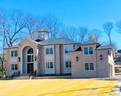 Dix Hills Single Family Home For Sale: 38 Melrose Rd