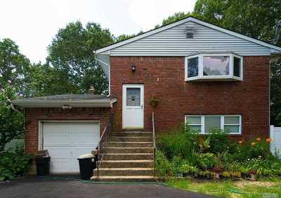 Ronkonkoma Single Family Home For Sale: 268 Avenue B
