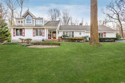 Northport Single Family Home For Sale: 19 Locust Rd