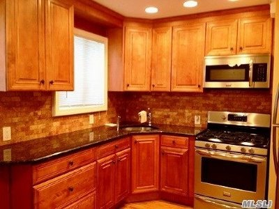 Queens County Co-op For Sale: 229-05 87th Ave #LOWER