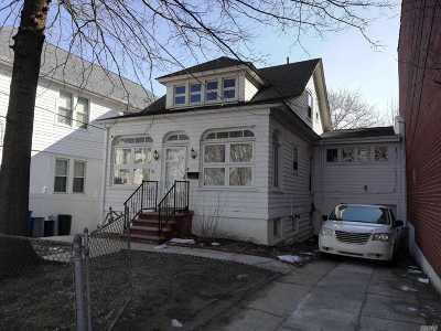 Woodside Single Family Home For Sale: 48-09 58 Ln