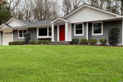 Huntington Single Family Home For Sale: 46 Grist Mill Ln