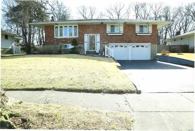 Hauppauge NY Single Family Home For Sale: $455,000