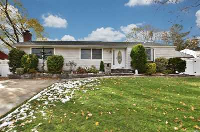 Commack Single Family Home For Sale: 15 Stagg Ln