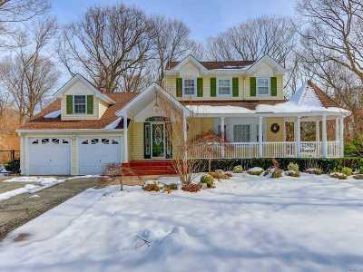 Commack Single Family Home For Sale: 3 Finch Ct