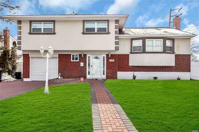 N. Bellmore Single Family Home For Sale: 2430 Cliff Ln