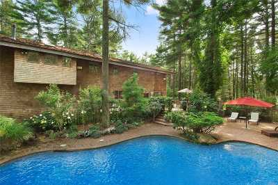East Hampton Single Family Home For Sale: 55 Bull Path
