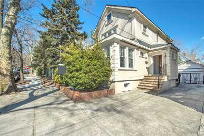 Woodhaven Single Family Home For Sale: 85-09 87th St