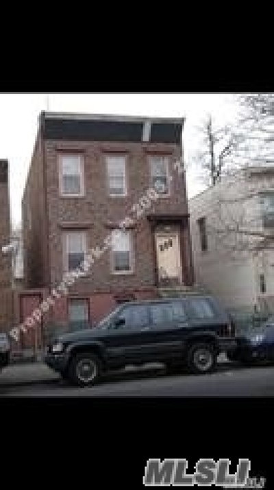 Brooklyn Multi Family Home For Sale: 652 39 St