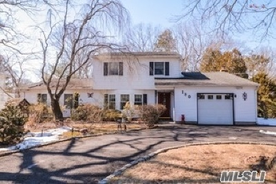 Hauppauge NY Single Family Home For Sale: $550,000