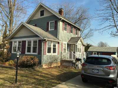 Copiague Multi Family Home For Sale: 175 Baylawn Ave