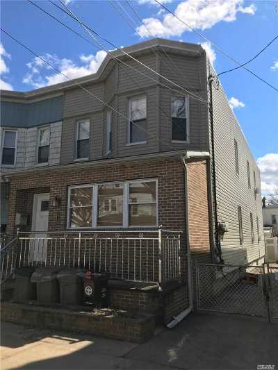 Woodhaven Multi Family Home For Sale: 80-20 88th Rd