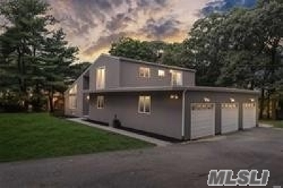 Smithtown Single Family Home For Sale: 15a New Mill Rd