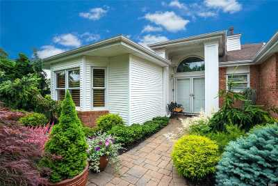 Commack Condo/Townhouse For Sale: 129 Hilands Ct