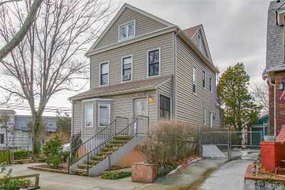 Woodside Multi Family Home For Sale: 43-30 68th St