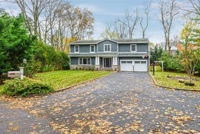Roslyn Single Family Home For Sale: 6 The Loch